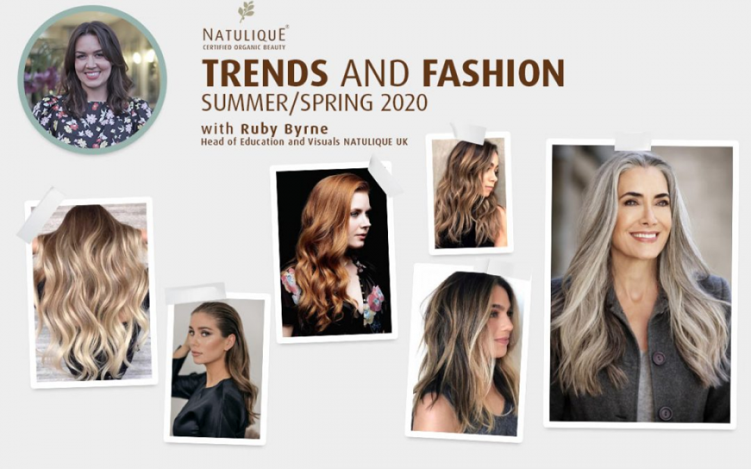 Trends and Fashion for Spring/Summer 2020 with Ruby Byrne