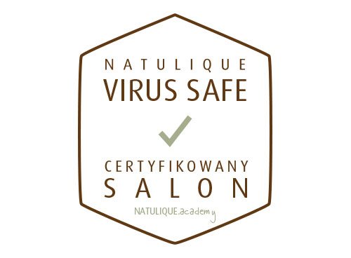 NATULIQUE Salon Certyfikowany Virus Safe [Polish Version]